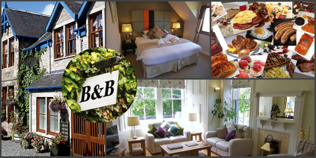 bed and breakfast in pitlochry