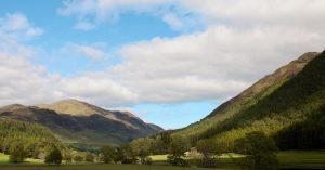 Glen Lyon near Pitlochry