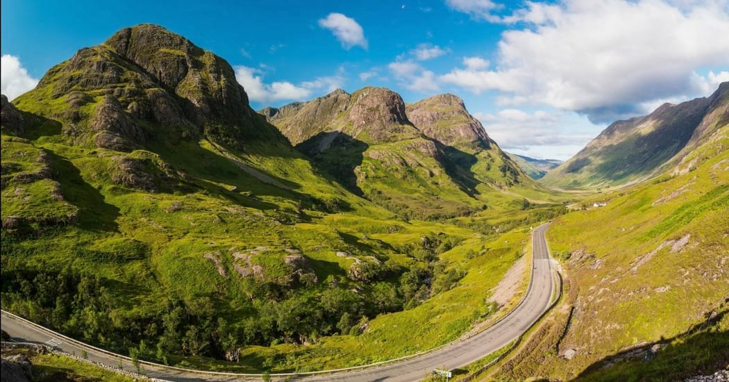 Visit Glencoe whilst staying at Rosemount Pitlochry