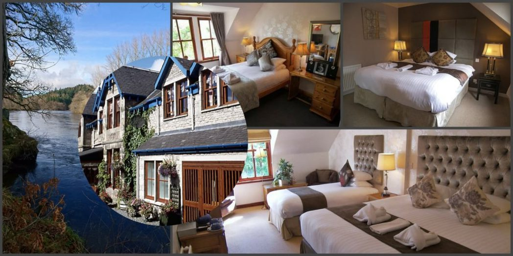 Pitlochry Scotland Hotel Rooms