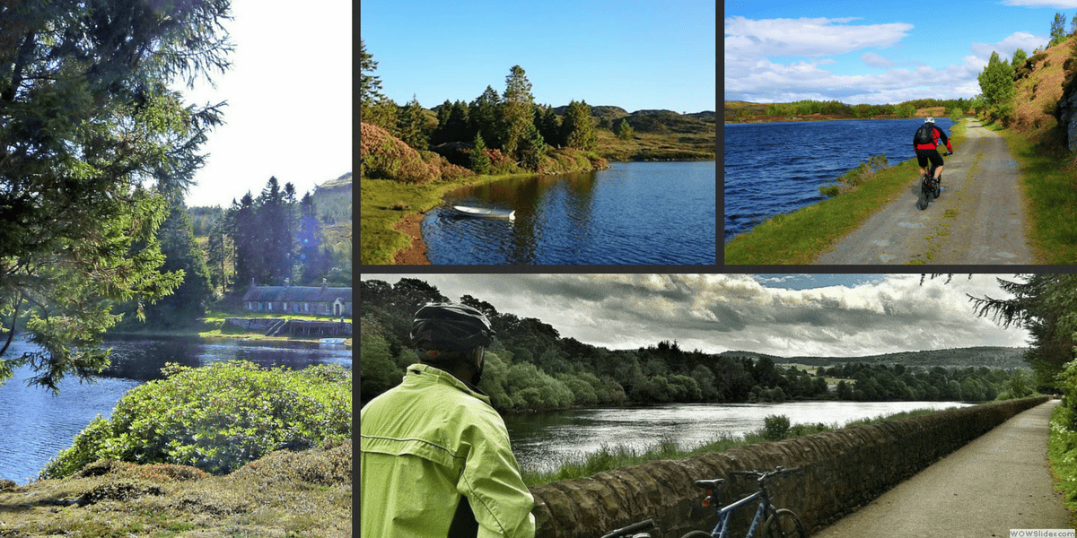 Perthshire cycling Breaks