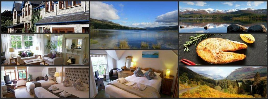 Cheap Pitlochry accommodation