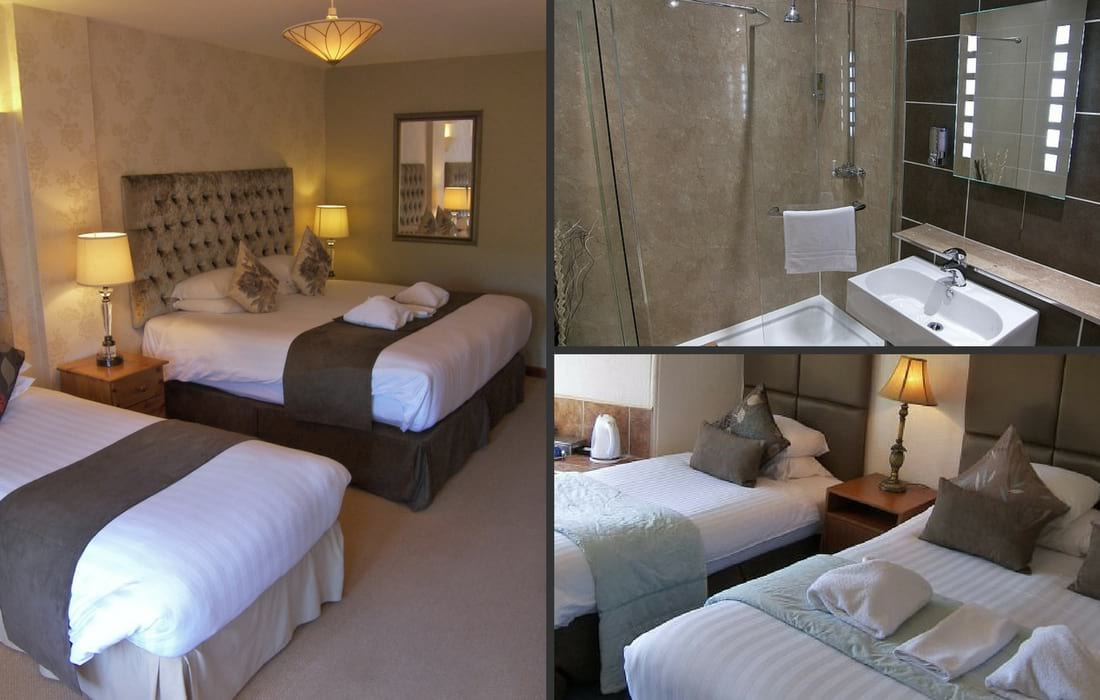 Rosemount Hotel Family Rooms