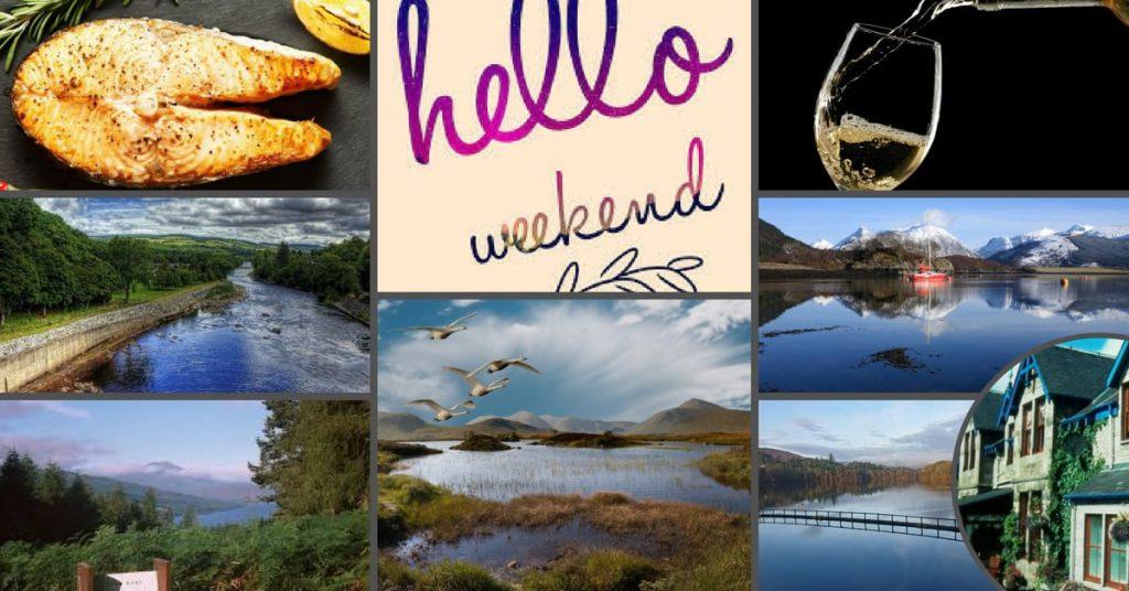 bargain weekend breaks pitlochry