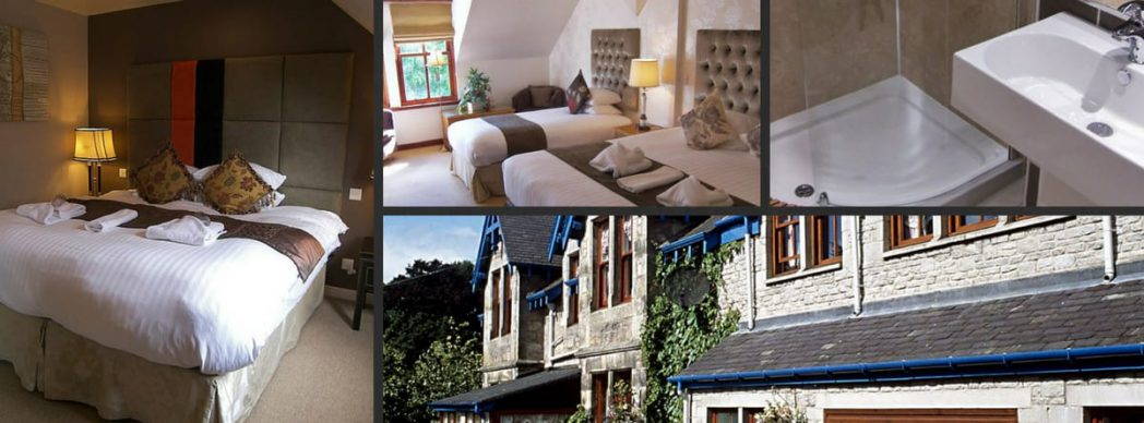 Bargain accommodation Pitlochry