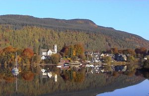 Kenmore pitlochry autumn photography