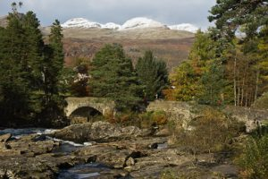 Places to visit from Pitlochry - Killin