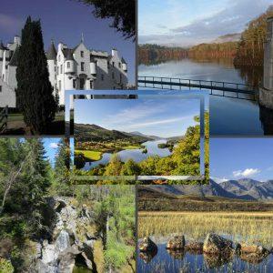 Pitlochry Summer Breaks