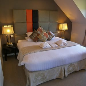Junior suite at Rosemount Hotel Pitlochry