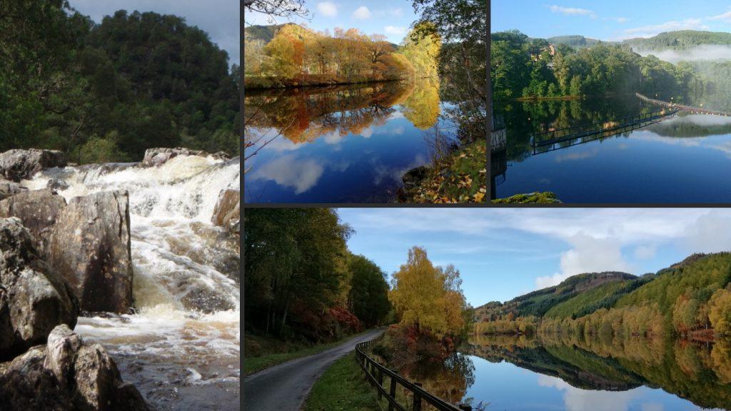 Loch Tummel Pitlochry