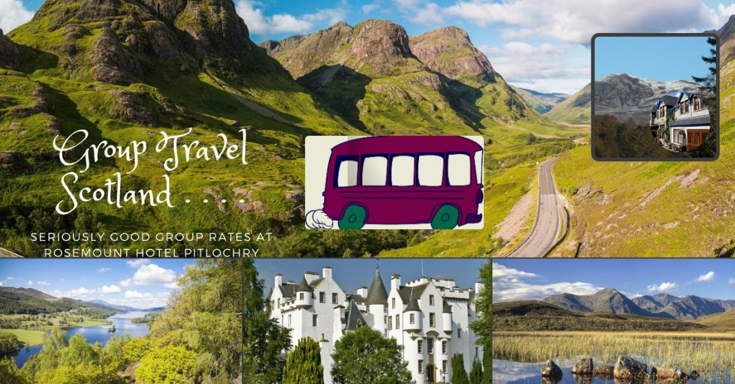 Group Travel Scotland