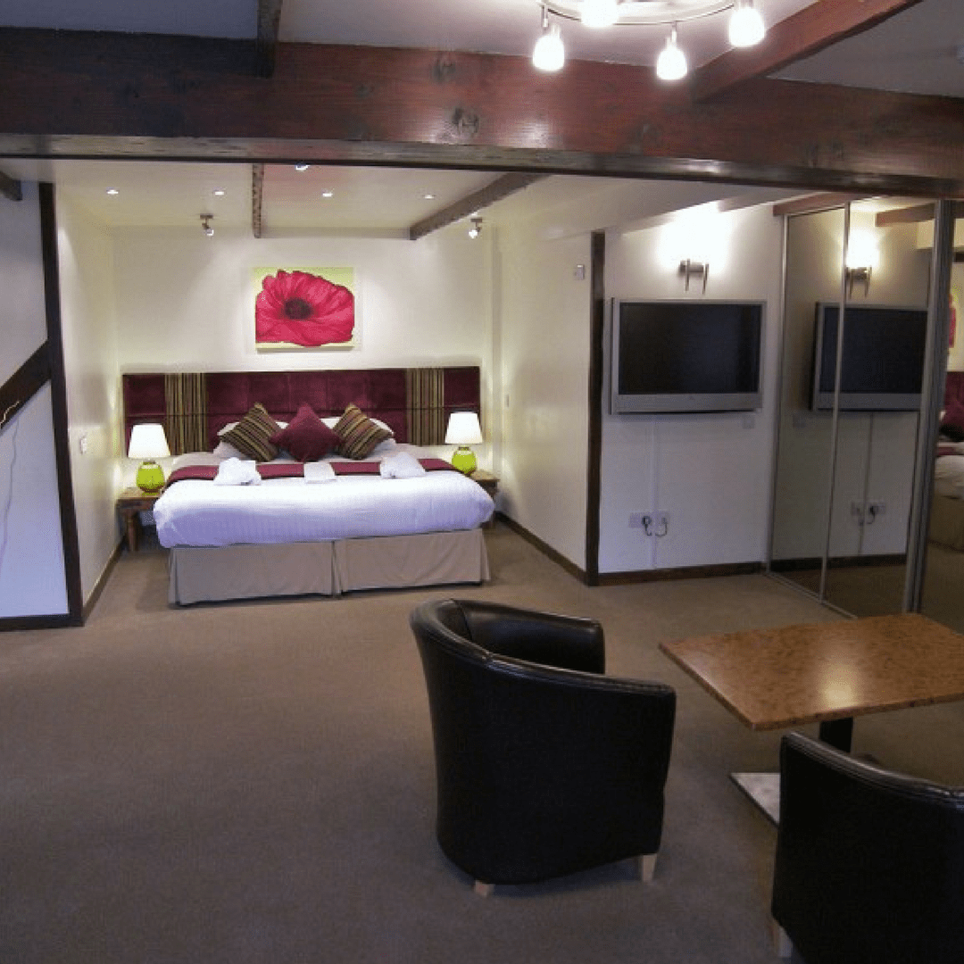 Ground Floor Junior Suite