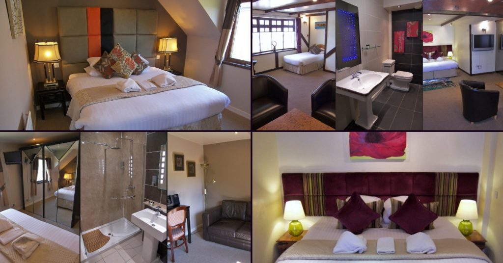 Junior Suites at Rosemount Hotel Pitlochry