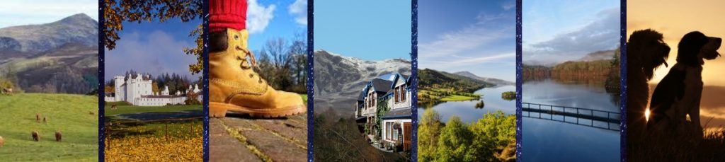 pitlochry accommodation for short breaks