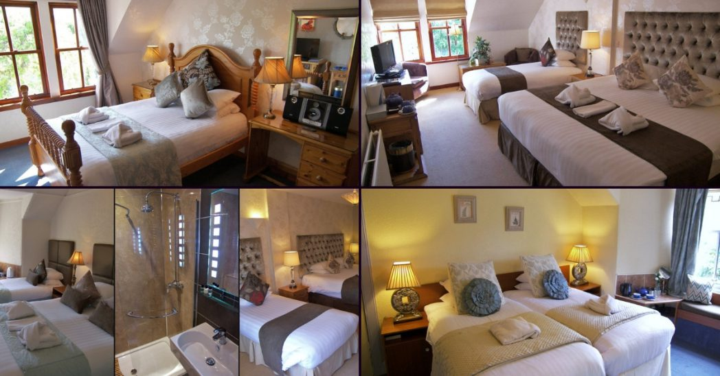 Premium rooms at Rosemount Hotel Pitlochry