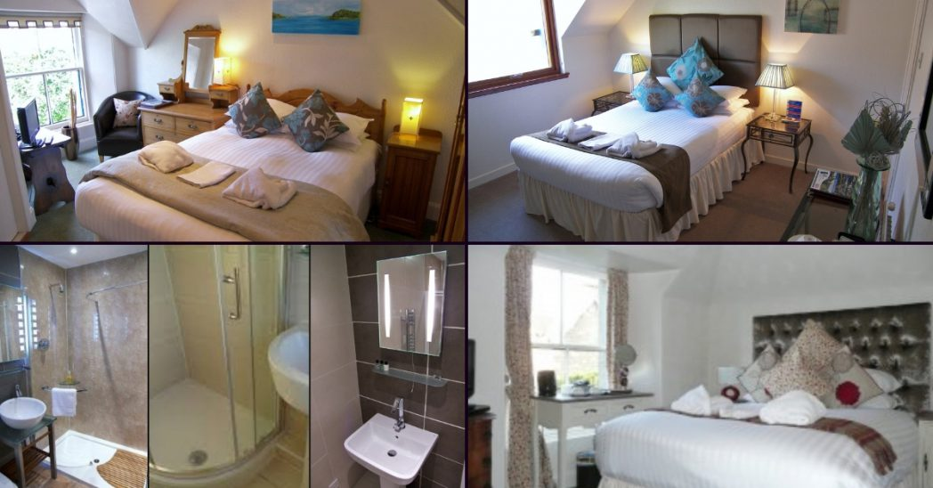 Regular rooms at Rosemount Hotel Pitlochry