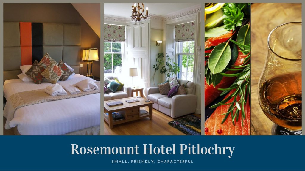 Rosemount Hotel Pitlochry accommodation