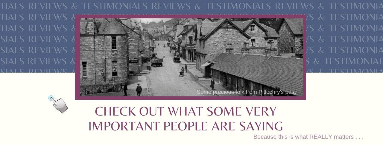 reviews of Rosemount hotel pitlochry