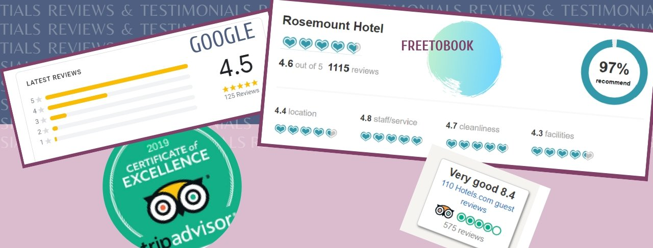 Rosemount hotel pitlochry review ratings