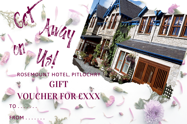 pitlochry hotel gift voucher