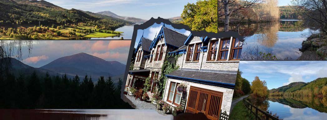 pitlochry short breaks