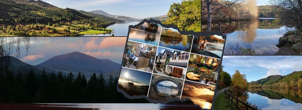 weekend break in Pitlochry in pitlochry