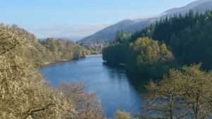 stay in pitlochry