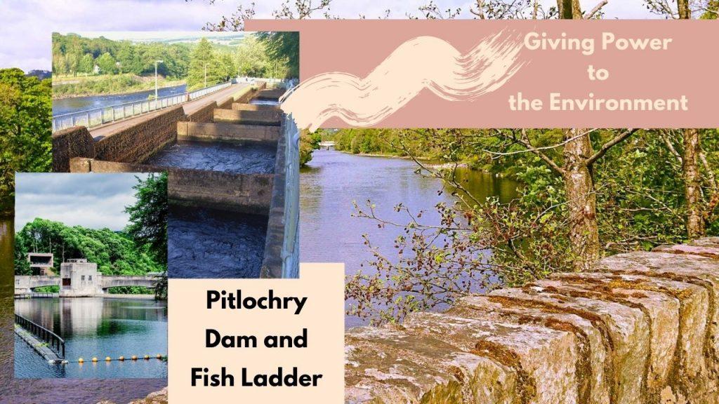 Loch Faskally at Pitlochry Dam