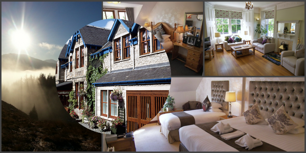 Pitlochry Hotel rooms