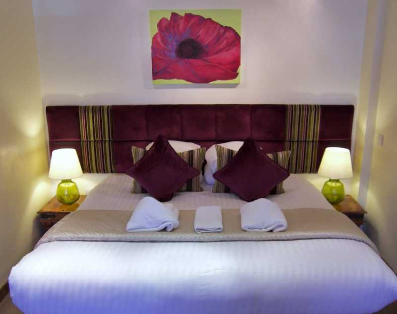 bed breakfast scotland dog friendly ground floor suite
