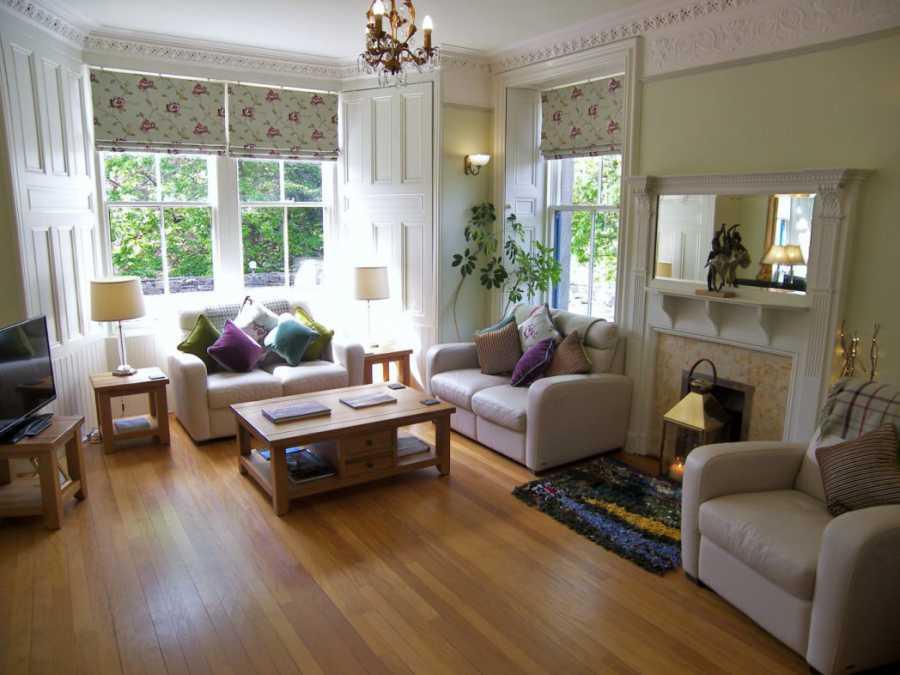 Rosemount Hotel Pitlochry Lounge