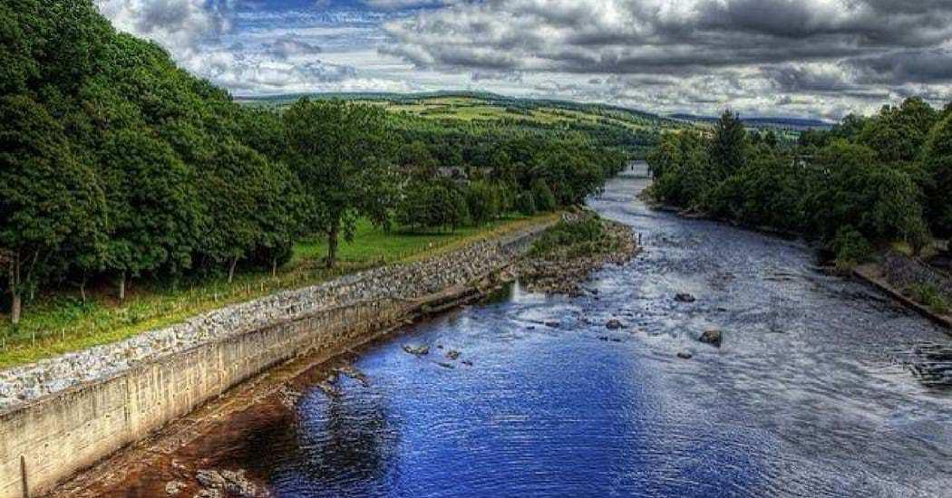 River Tummel Pitlochry