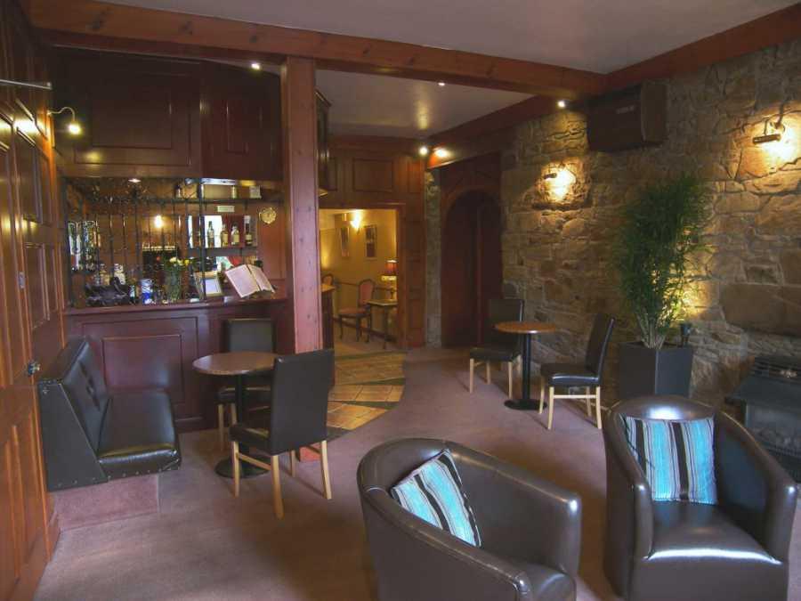 Rosemount Hotel Pitlochry Lounge Bar