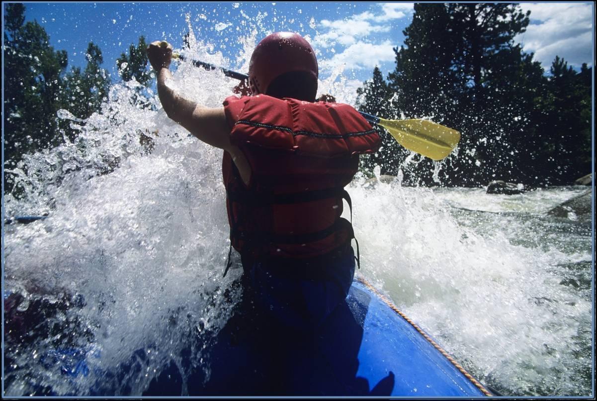 cheap breaks for kayaking in Pitlochry Perthshire